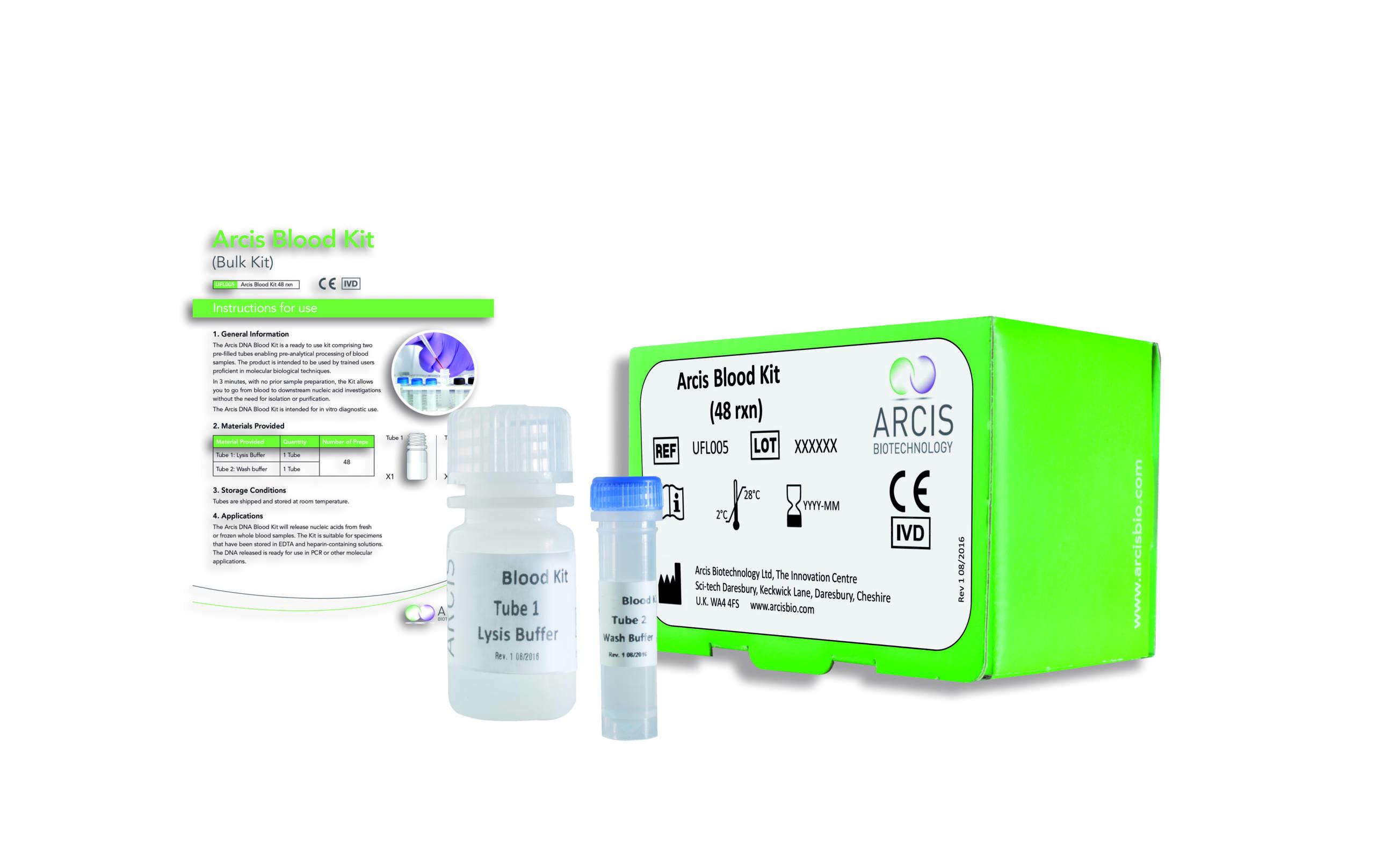 Arcis Blood Kit